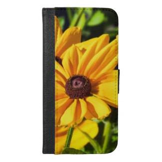 Black Eyed Susan Design iPhone 6/6s Plus Case