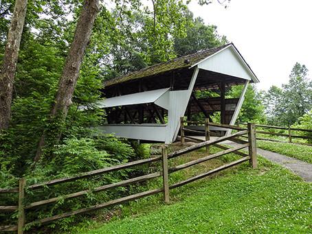 Mink Hollow Covered Bridge
