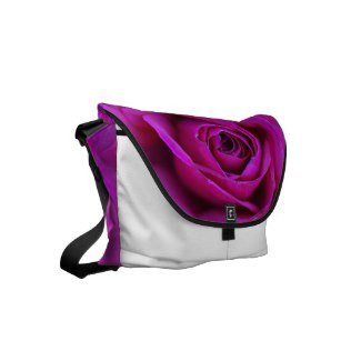 Rose Messenger Bag