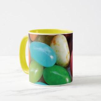 Jelly Bean Coffee Mug