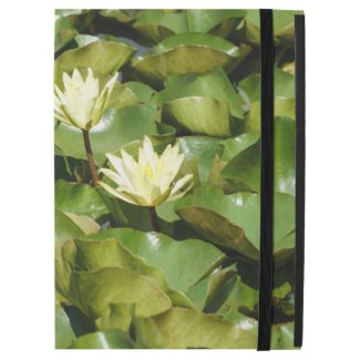 Lily Pad iPad Case