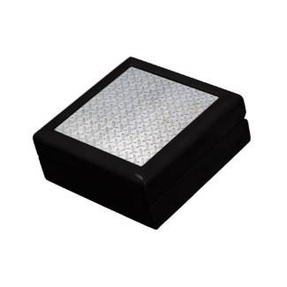 Diamond Plate Design Keepsake Box