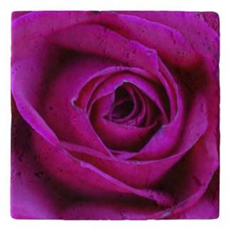 Rose Stone Trivet