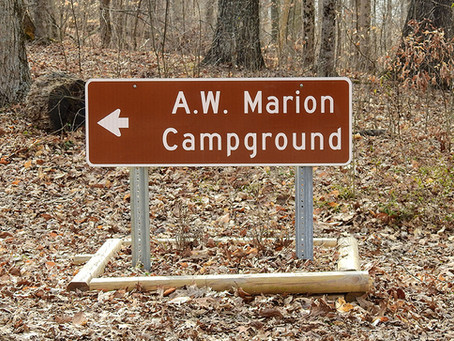 A.W. Marion State Park Campground