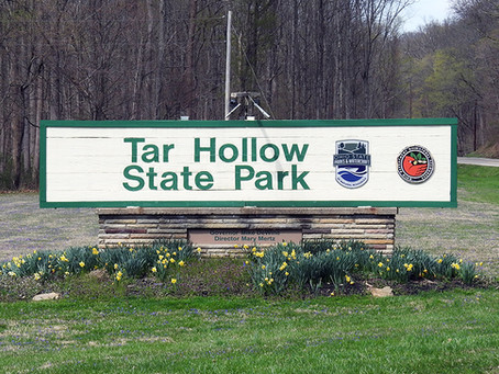 Tar Hollow State Park Campground