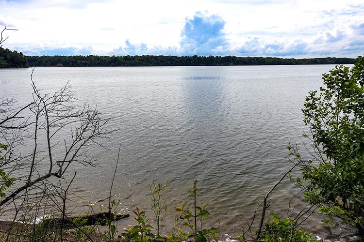 Caesar Creek State Park in Wilmington Ohio
