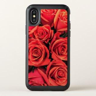 Roses Speck Presidio iPhone X Case