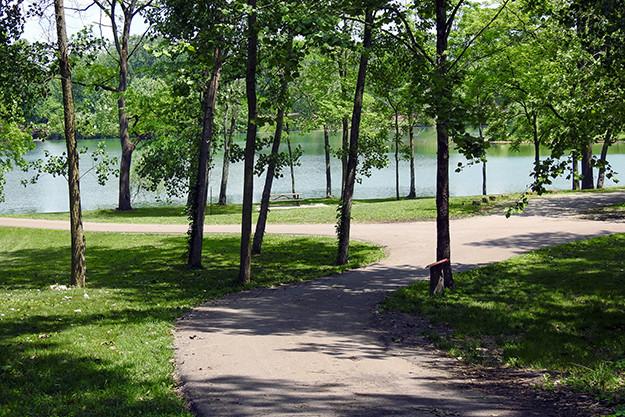The Woods at Ariel-Foundation Park in Mount Vernon Ohio