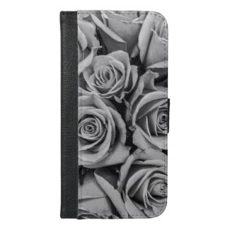 Monochromatic Roses iPhone 6/6s Plus Case