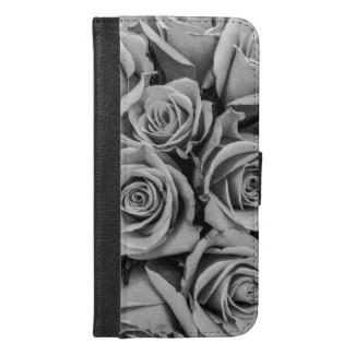 Monochromatic Roses iPhone 6/6s Plus Case