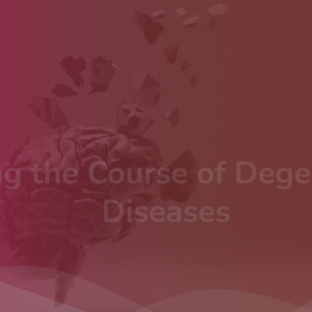Altering the Course of Alzheimer's Disease: Cortexyme (CRTX)