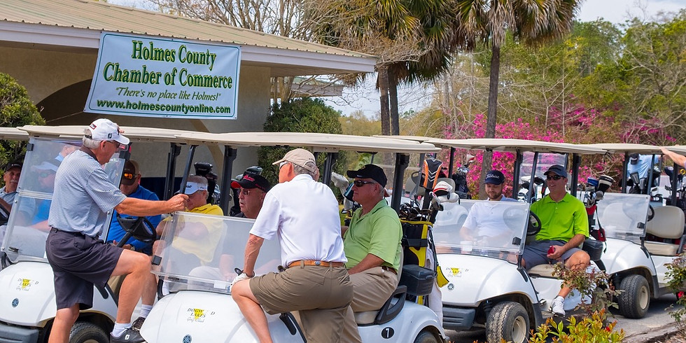 Chamber Annual Golf Tournament 2020