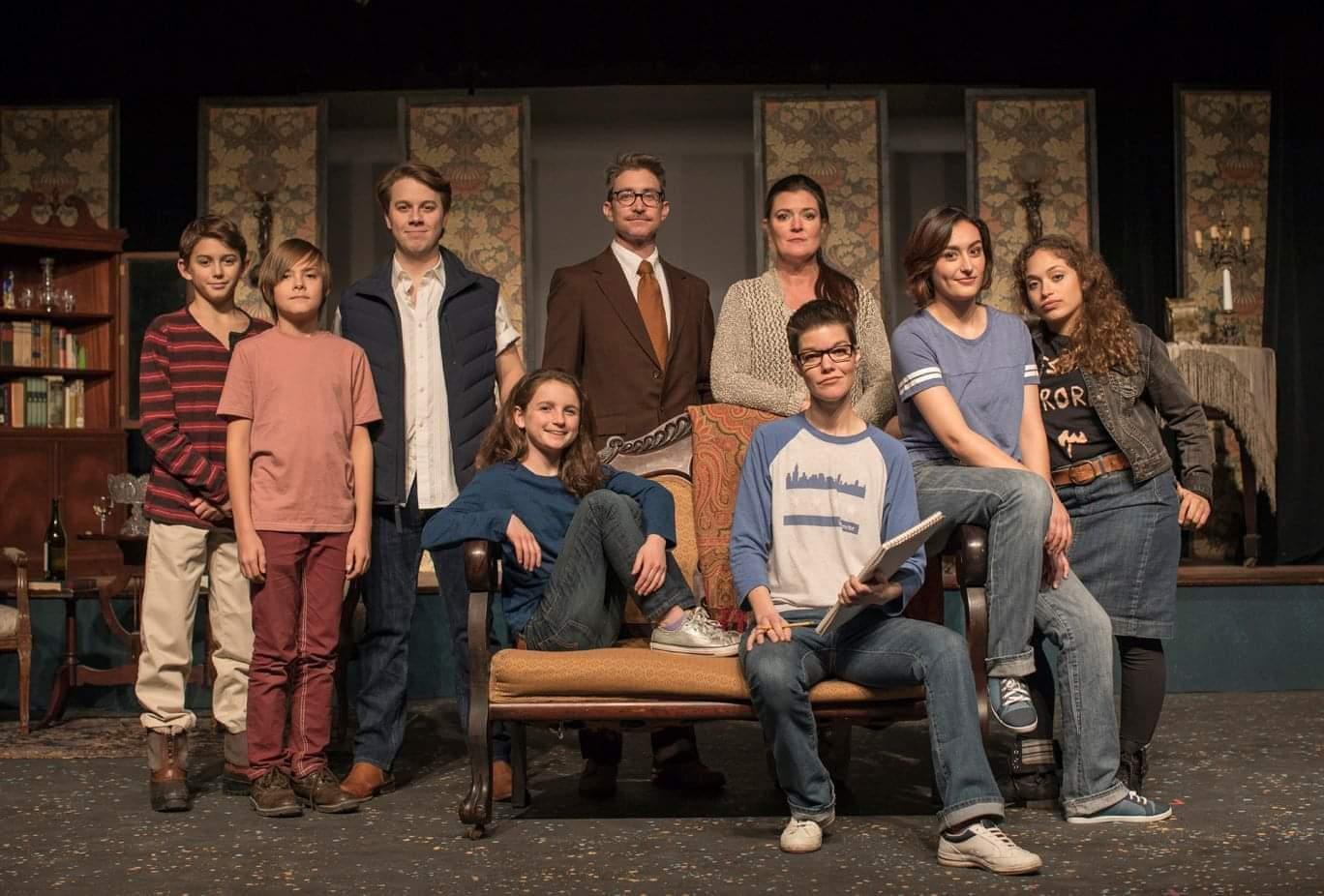Fun Home Cast