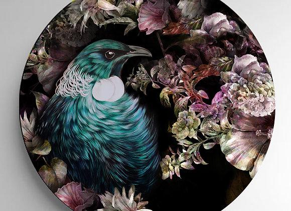 Tui Blossom Glass Art