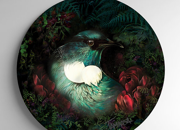 Tui Forest Glass Art