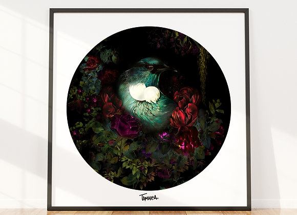 Tui Grove Poster (print only)