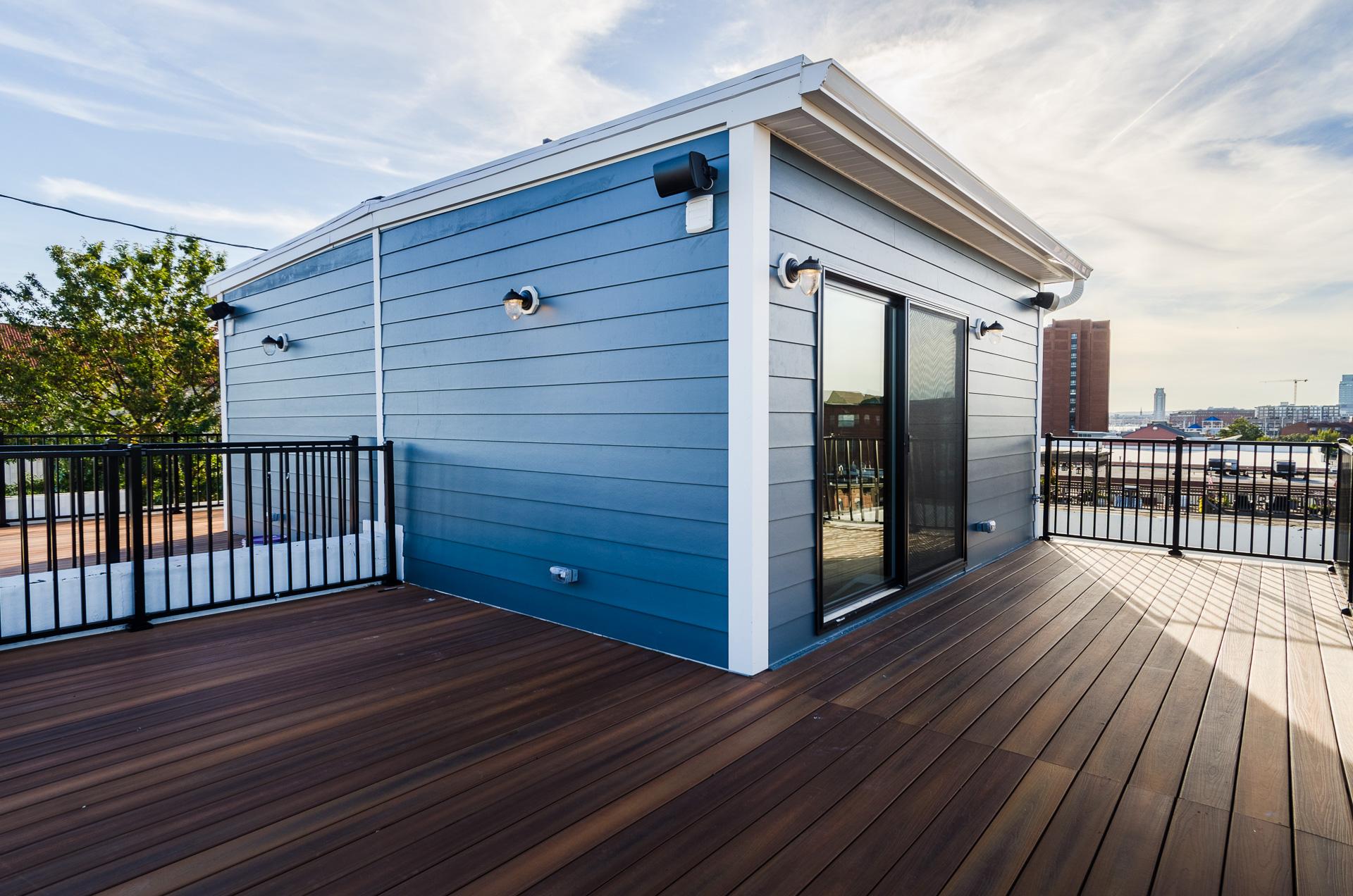 Rooftop Deck