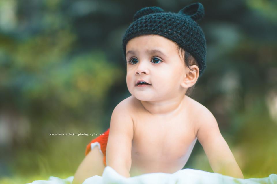 Baby Photography in Mumbai | Baby Photographer in Mumbai | Outdoor baby photography Mumbai