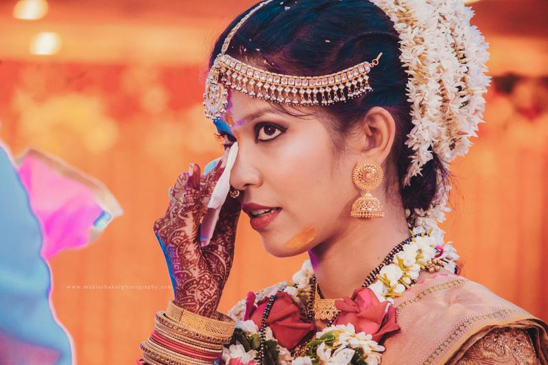 Wedding Photography By Mukta Thakur Photography Mumbai.