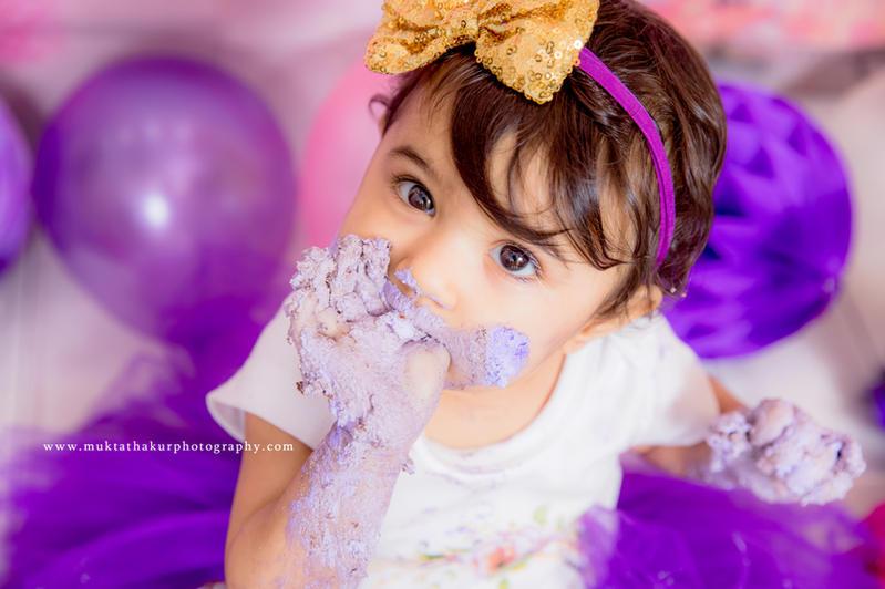 Baby Photography in Mumbai   Baby Photographer in Mumbai   cake smash session