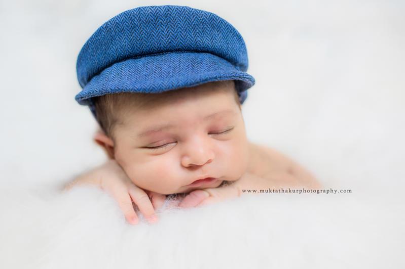Newborn Photoshoot Mumbai by Mukta Thakur Photography