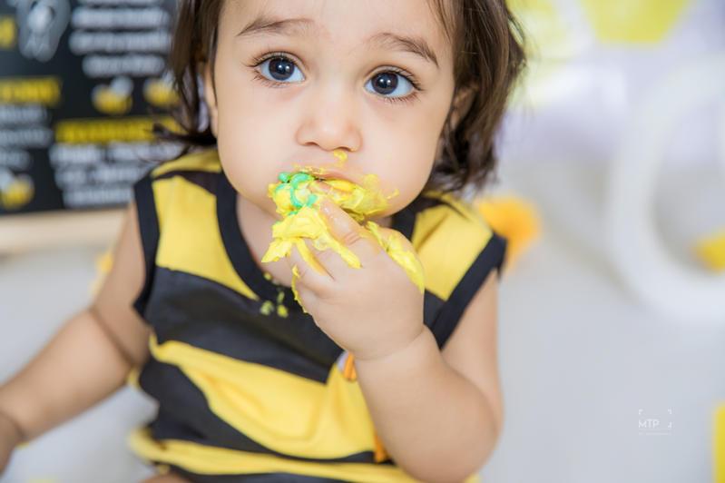 Baby Photography in Mumbai   Baby Photographer in Mumbai   Cake smash photography