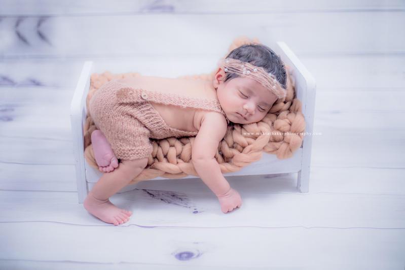 Newborn Photoshoot Mumbai By Mukta Tha