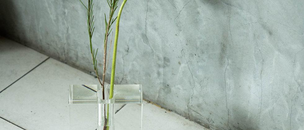 Vase【Crystal / Clear】