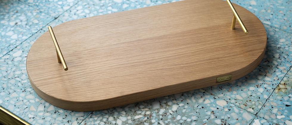 Tray【Oak】