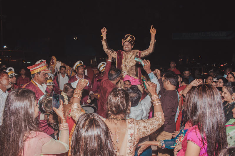 Barati - Wedding Photography By Mukta Thakur Photography Mumbai