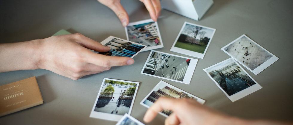 be-poles Prints Pack Cards -PARIS-