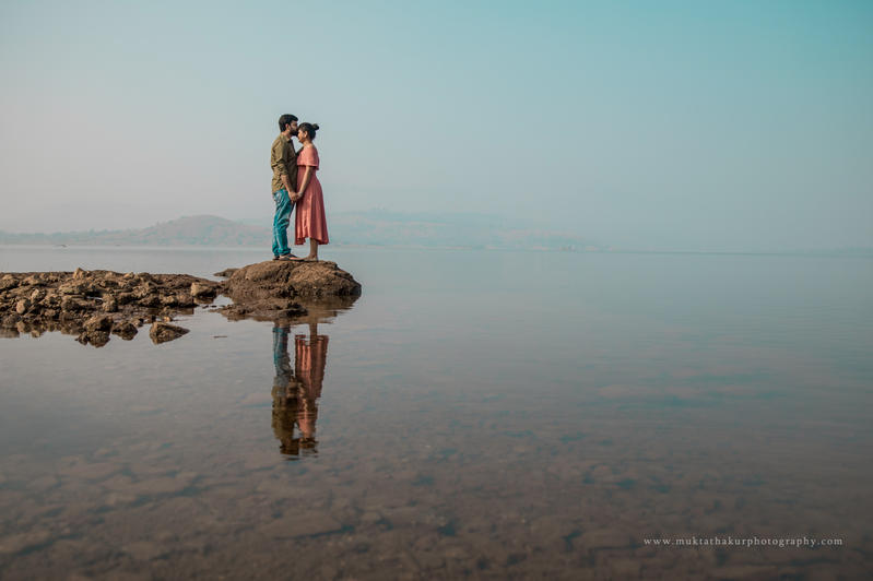 Pre- wedding photography in lonavala by Mukta Thakur Photography