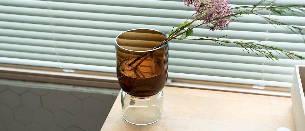 Vase【Handmade / Glass】