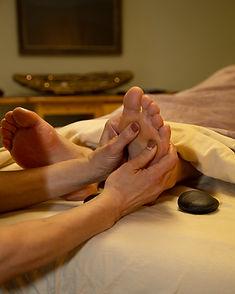 hot stone massage in Kalispell Montana