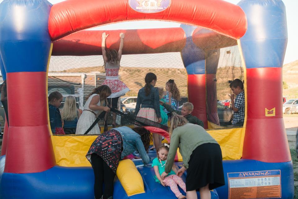 Barn Door Event Rentals