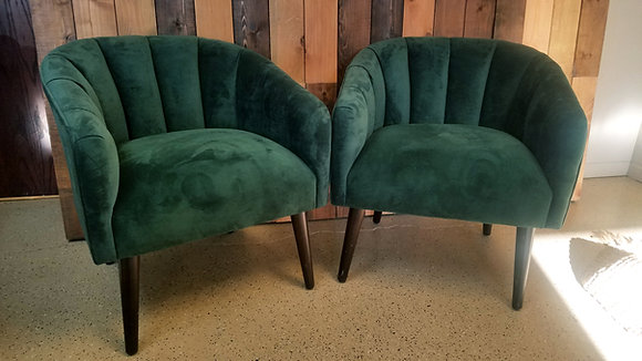 Evergreen Chair Set