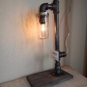 Pipe Light Desk Lamp