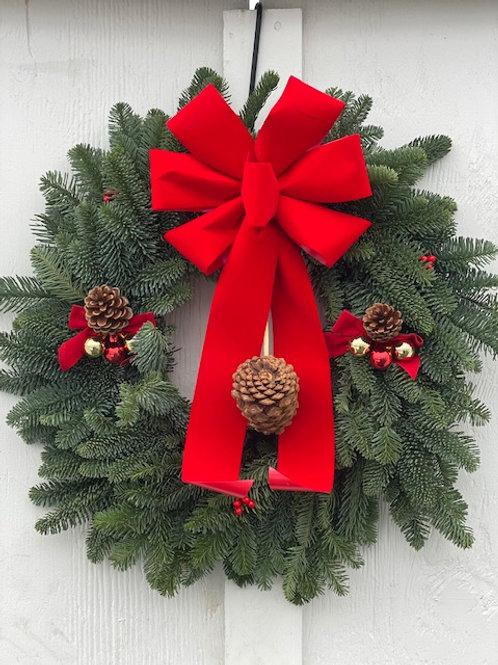 "24"" Classic Wreath"