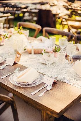 6' Farm Table