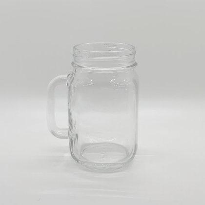 Mason Jar Glass