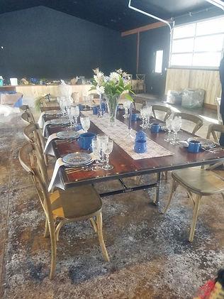 Barn Door Event Rentals Kalispell Mt Event Rentals