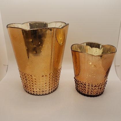Rose Gold Vases (2 sizes)