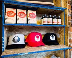 Sweet Peaks Hats
