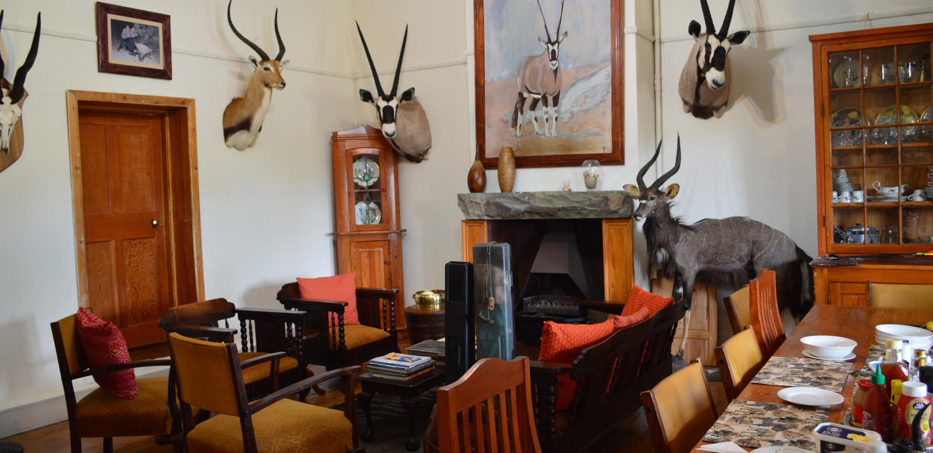 Lodge Dining Hall & Lounge