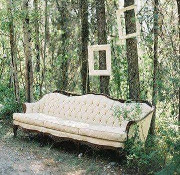 Margaret Ivory Sofa