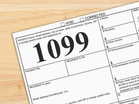 1099s—What You Need To Know
