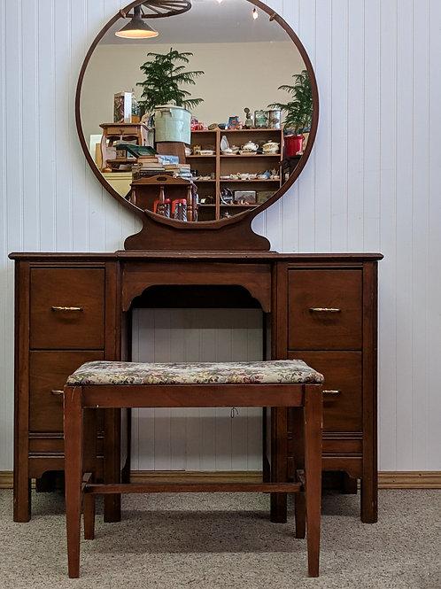 3 Piece Vanity & Dresser Set