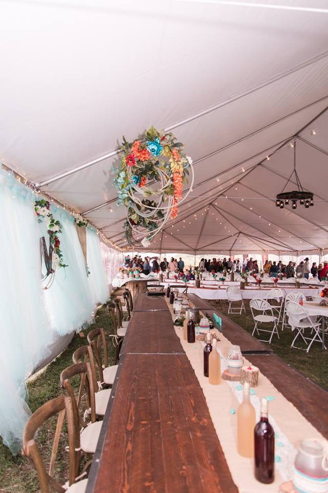 Barn Door Event Rentals