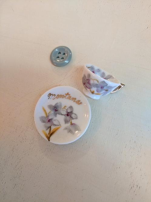 Montana Tiny Tea Cup