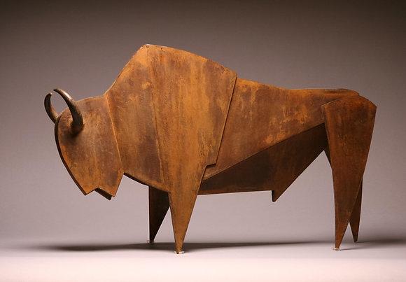 Bison | Iron | 15.75x24.8